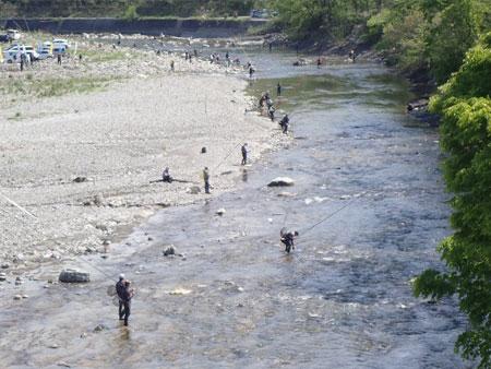 埼玉県 荒川など